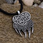 Символ Велеса - Медвежья лапа
