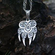 Символ Велеса - Волчья лапа