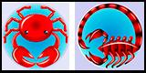 Рак-Скорпион совместимость
