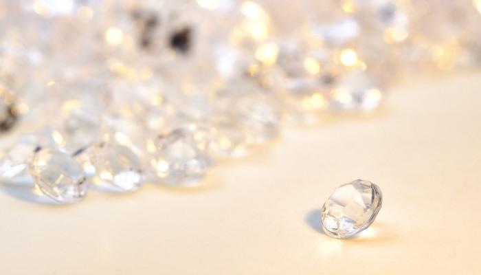 Алмаз-камень