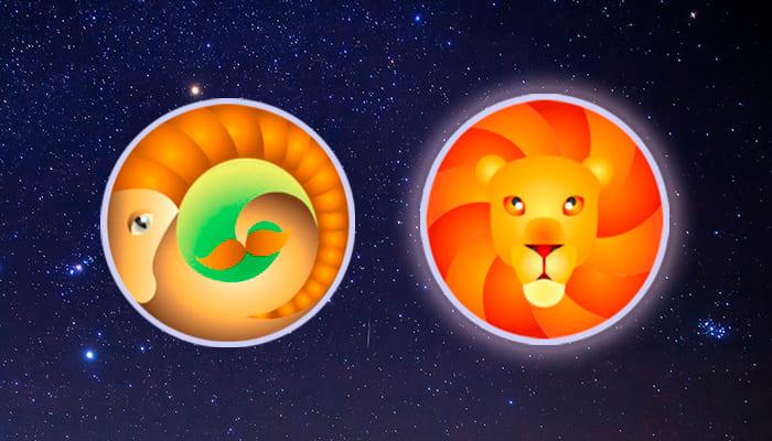 Козерог-Лев совместимость
