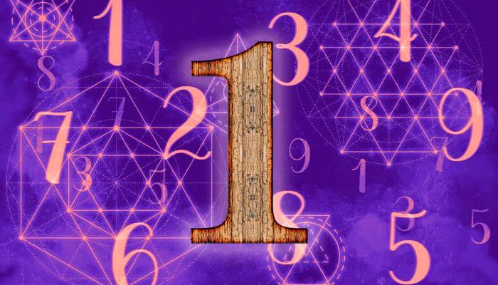 Число 1 в нумерологии - значение